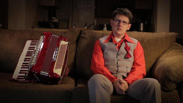 Lucas and Accordion