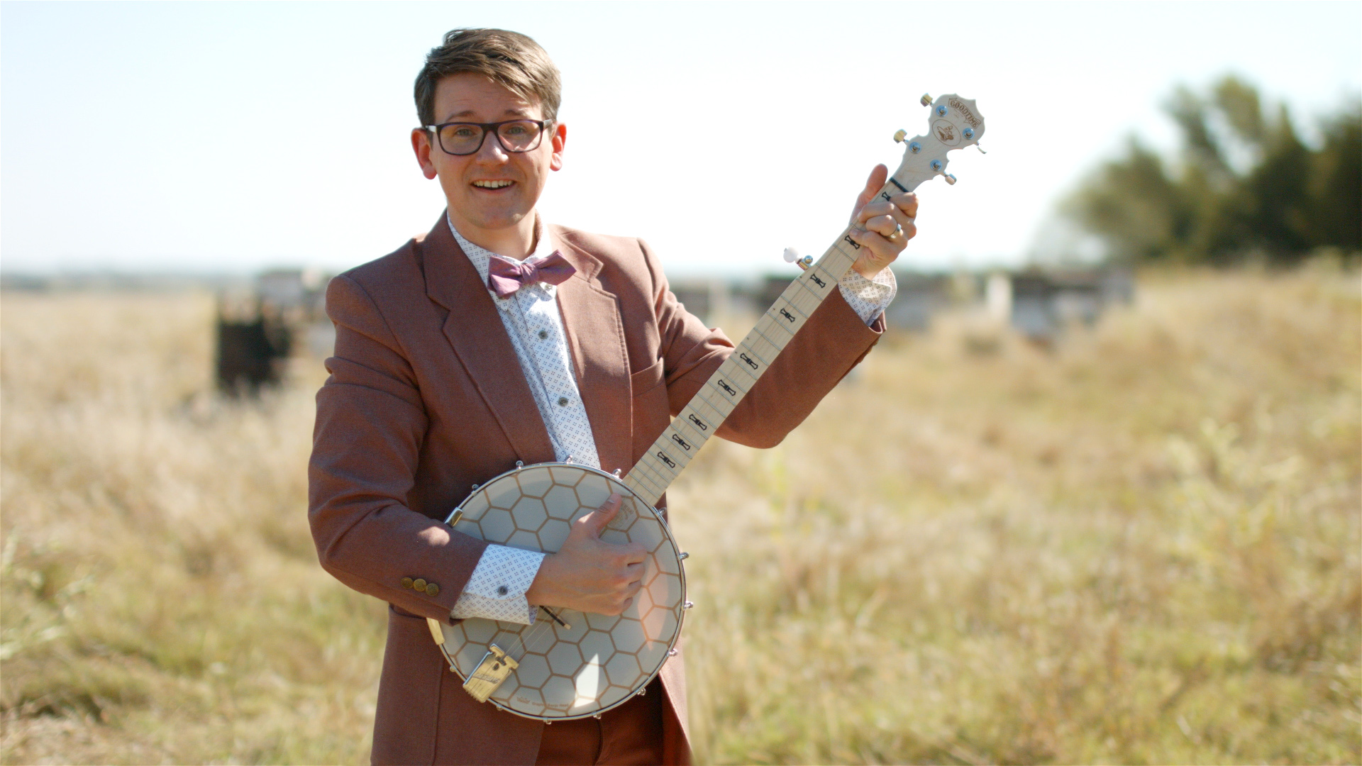 Lucas Ross Clover Bloom Special Banjo